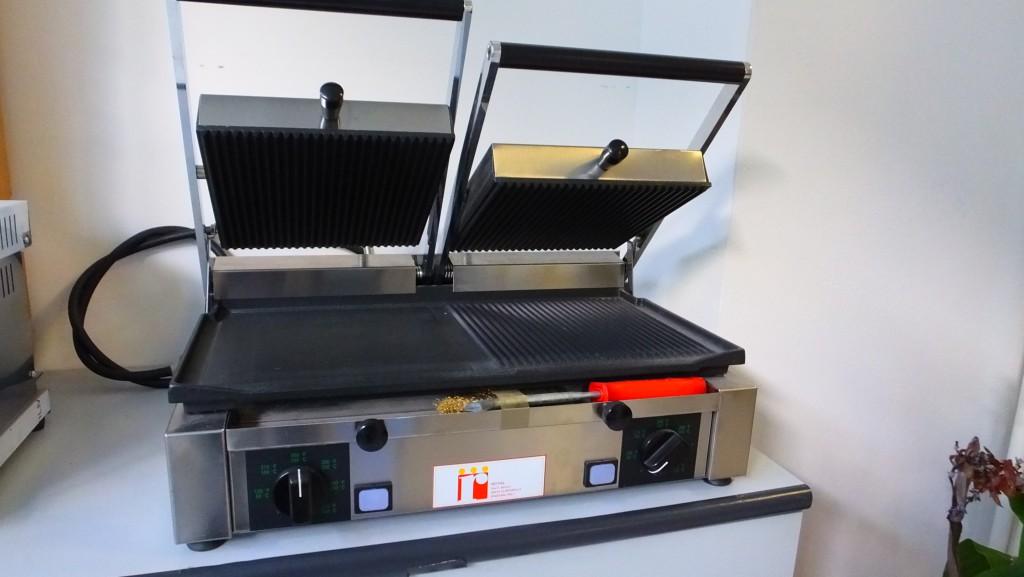 Grill elettrico – Euro 870,00 Iva inclusa